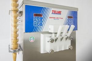 Maszyna do lodów SFT 400 sterowanie